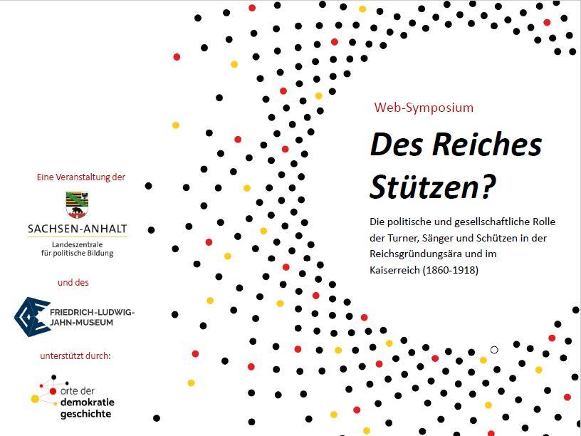 """Websymposium """"Des Reiches Stützen?"""""""