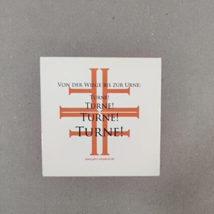 Aufkleber Turnerkreuz