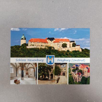 """Anichtskarte """"Schloss Neuenburg"""" Freyburg (Unstrut)"""