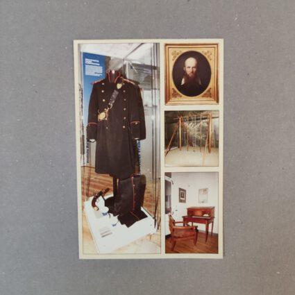 """Anichtskarte """"Friedrich-Ludwig-Jahn Museum, Freyburg/U."""""""